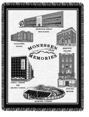 Monessen Memories Throw