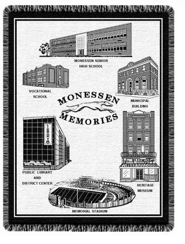 Monessen Memories Throw