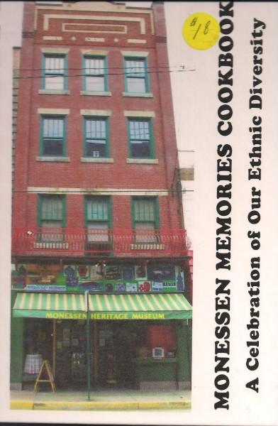 Monessen Heritage Museum Cookbook