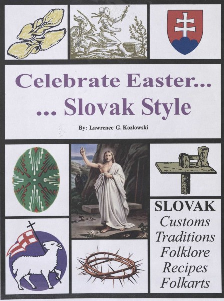 Celebrate Easter Slovak Style