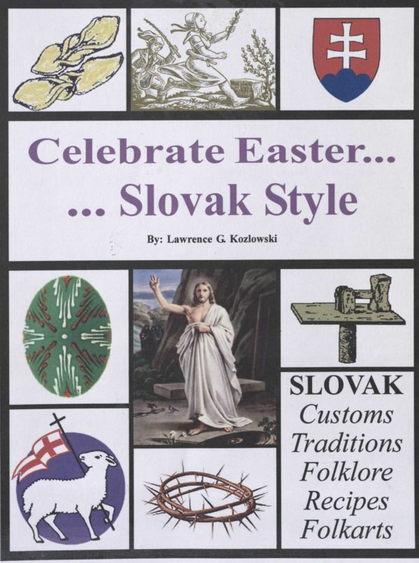Celebrate Easter Slovak Style
